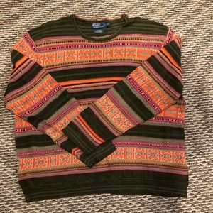 Polo Ralph Lauren men's 2XL oversized sweater